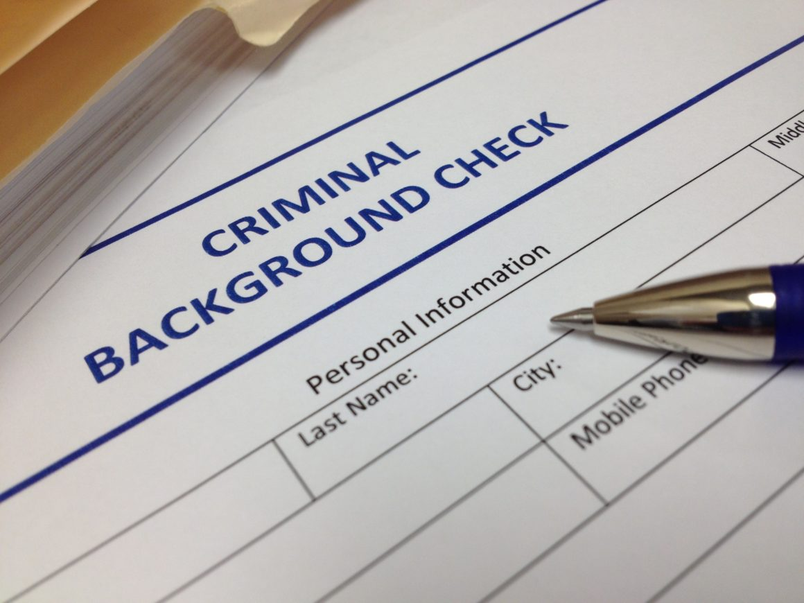 how to seal criminal record